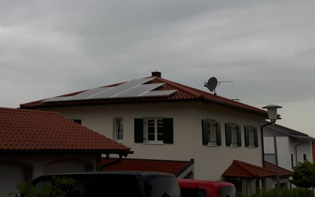 solaranlage bad endorf hofham